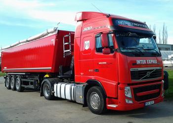 Zprostředkování veškeré kamionové dopravy